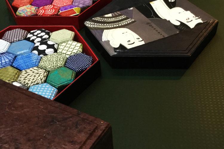 12月7日(月)〜 1月8日(金)ナカイアヤ『創作貼箱展』を開催いたします。